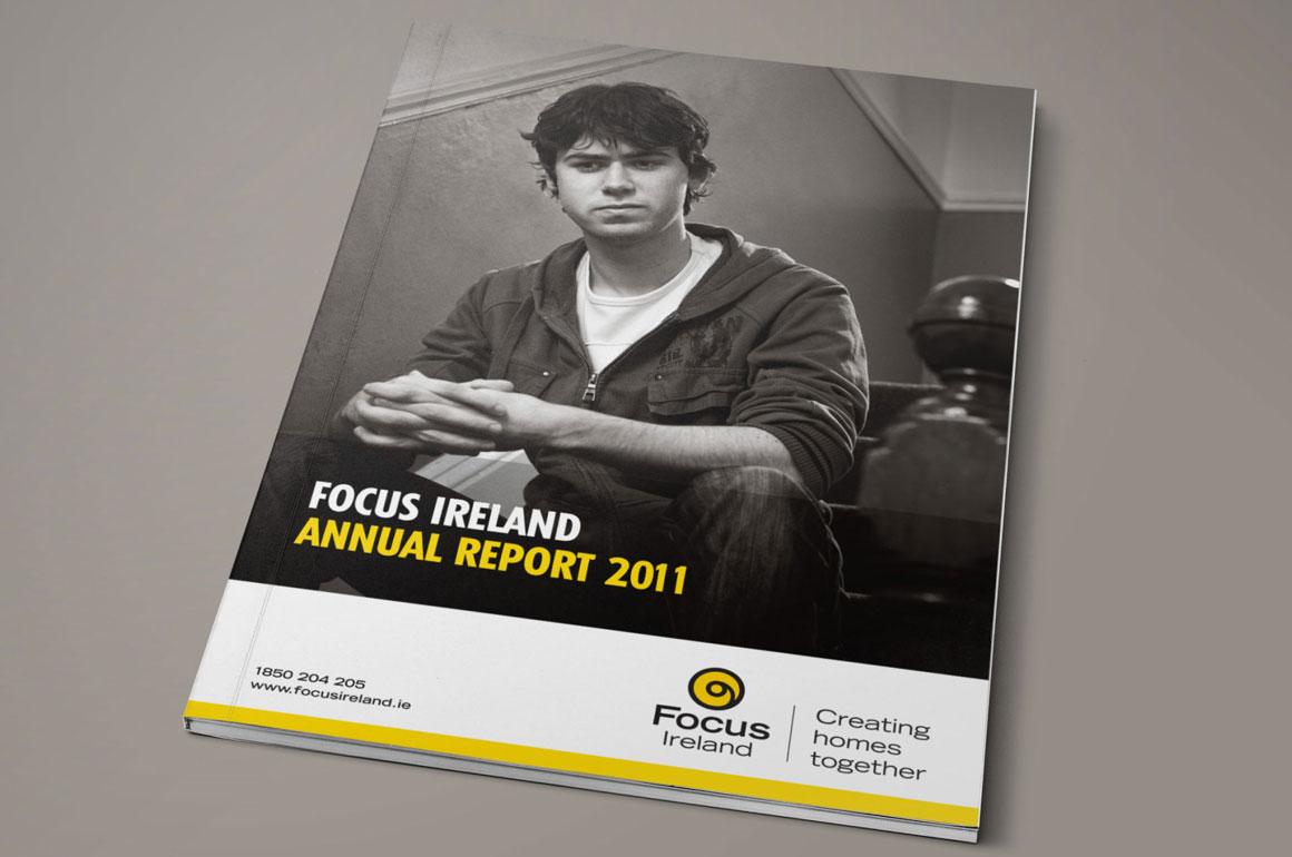 Focus Ireland Annual Report 2011 - 1