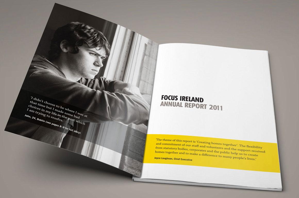 Focus Ireland Annual Report 2011 - 2