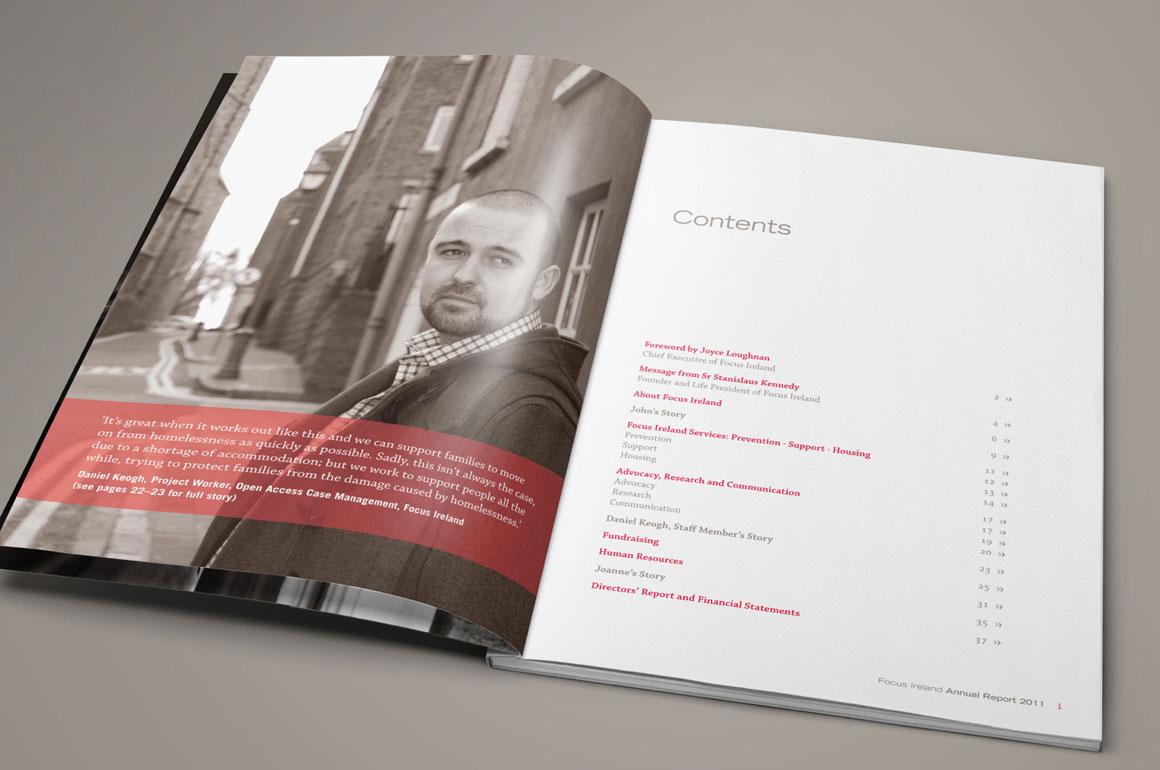 Focus Ireland Annual Report 2011 - 3